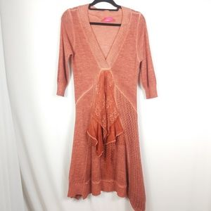 Luxuria Dress Made in Italy Long Sleeve